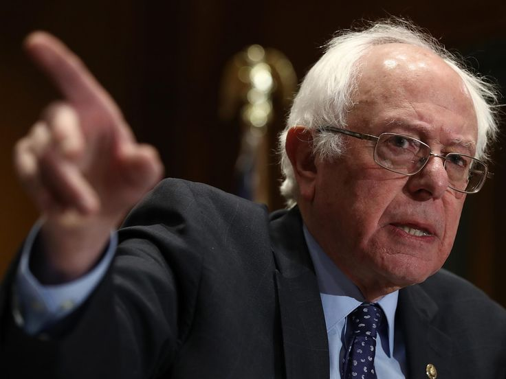 Bernie Sanders urges Congress to stop Donald Trump launching nuclear arms race