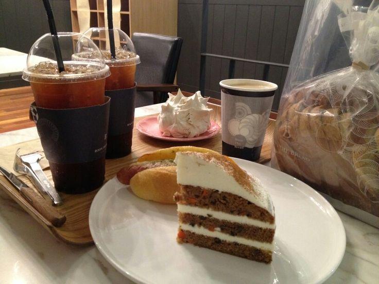 BOON THE BREAD #boonthebread #cafe #bakery #icedamericano