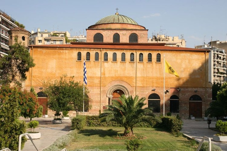 Sainte Sophie - Thessaloniki, Greece