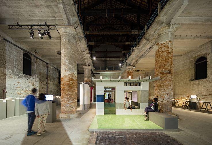 Laminam & Anupama Kundoo partners @ La Biennale di Venezia 2016 Installation at Arsenale della Biennale di Venezia
