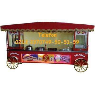 Tane Mısır Macun Pamuk Şekeri Patlamış Mısır Haşlanmış Mısır Satış Arabası Satışı 0212 2370749