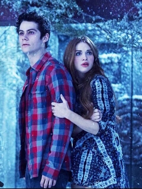 Stiles and Lydia (TW season 3). ❤️