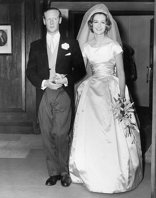 Sandra married jazz pianist Robin Douglas-Home, nephew of former Tory Prime Minister Alec Douglas-Home, in 1959