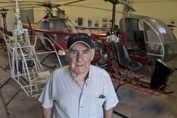Motivasi dari Pabrik Rumahan Pembuat Helikopter