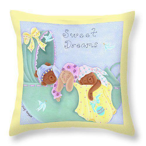"'Sweet Dreams"" Pillow"