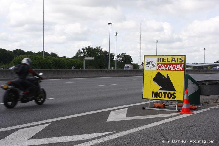 24 heures du Mans : motards, faites une pause dans un Relais calmos (...)