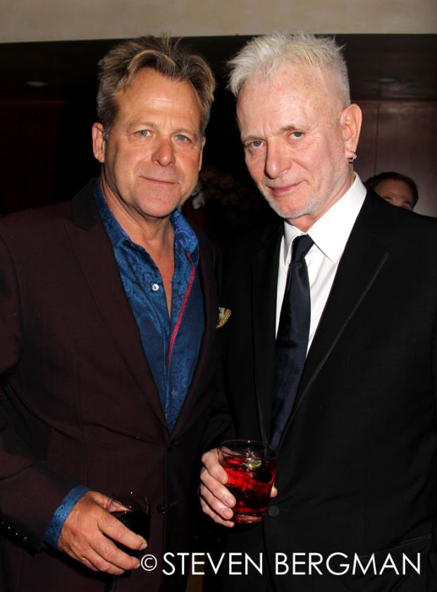Kin Shriner & Anthony Geary - 2015 Daytime Emmy Awards