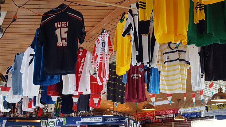 Voetbal shirts / Soccer shirts