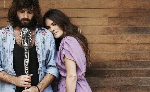Angus and Julia Stone will play on the opening night of Bluesfest 2015.
