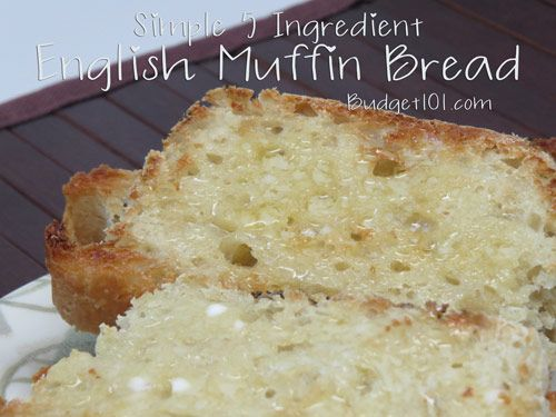 Your favorite Breakfast toast- in a loaf! cut off a slice & toast for instant gratification!