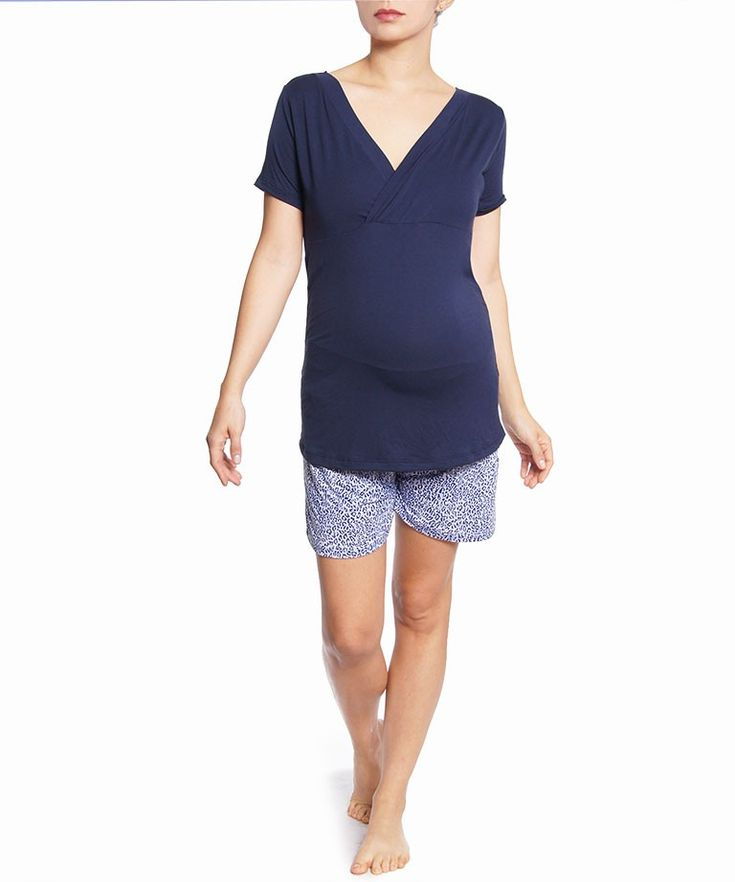 Maternity sleepwear by 2amores.com