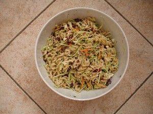 Pasta & Broccoli Slaw Salad