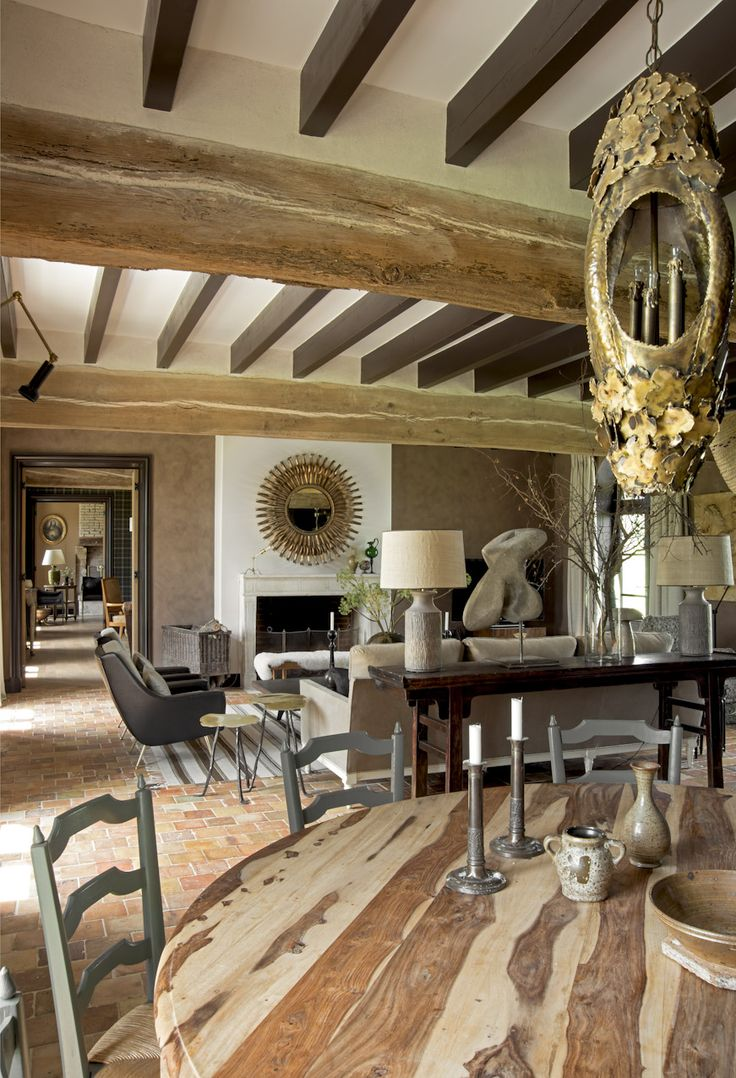 42 best salon maison campagne images on pinterest home amazing country house in touraine jean louis and virginie deniot