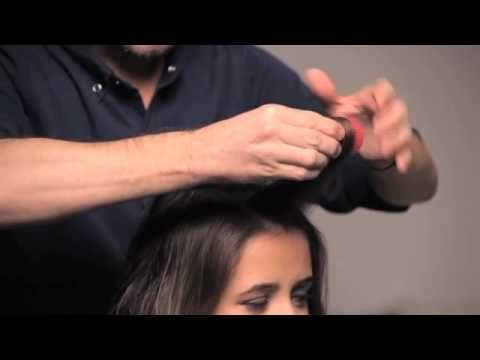 How To Use Velcro Rollers To Add Volume To Flat Hair & lots of hairspiration