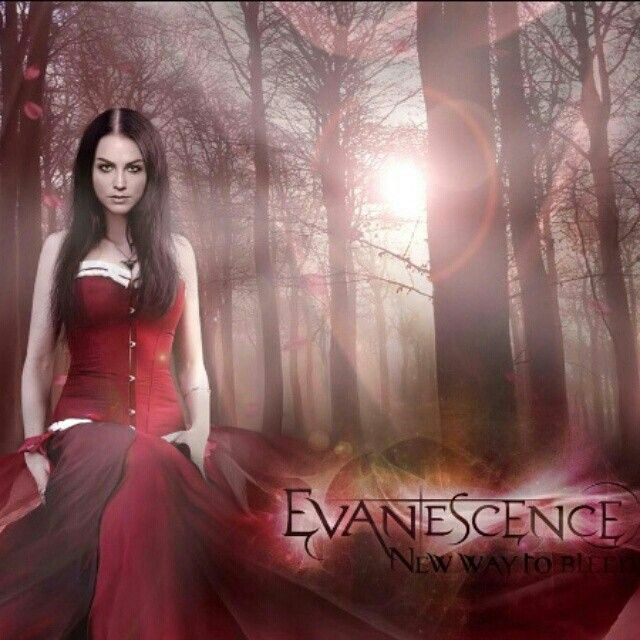 Red Evanescence passion...