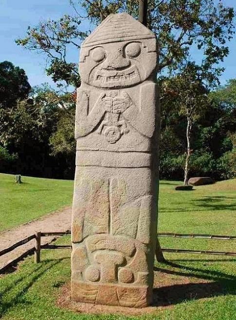 San Agustín Archaeological Park - Columbia