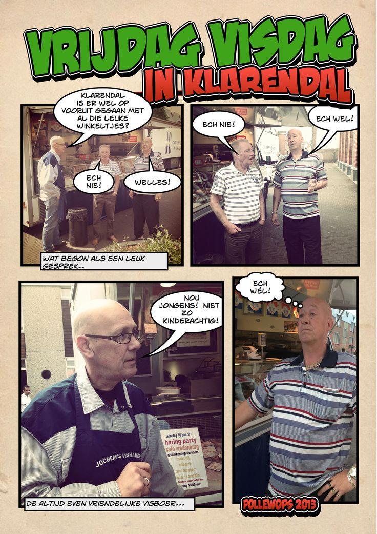 #humor #klarendal #modekwartier #visdag #mydailylife