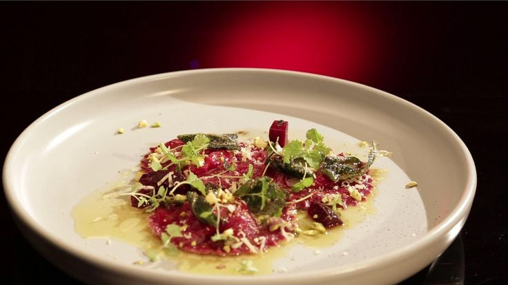 Ep46 - Beetroot & Goats' Cheese Ravioli with Sage Butter