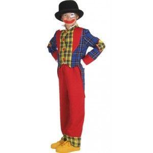 Déguisement clown enfant deluxe