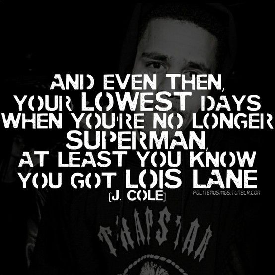 j cole quotes about love - photo #36