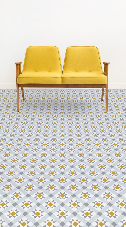 60 best tiled vinyl flooring images on pinterest floor design modern victorian tile effect flooring dailygadgetfo Images