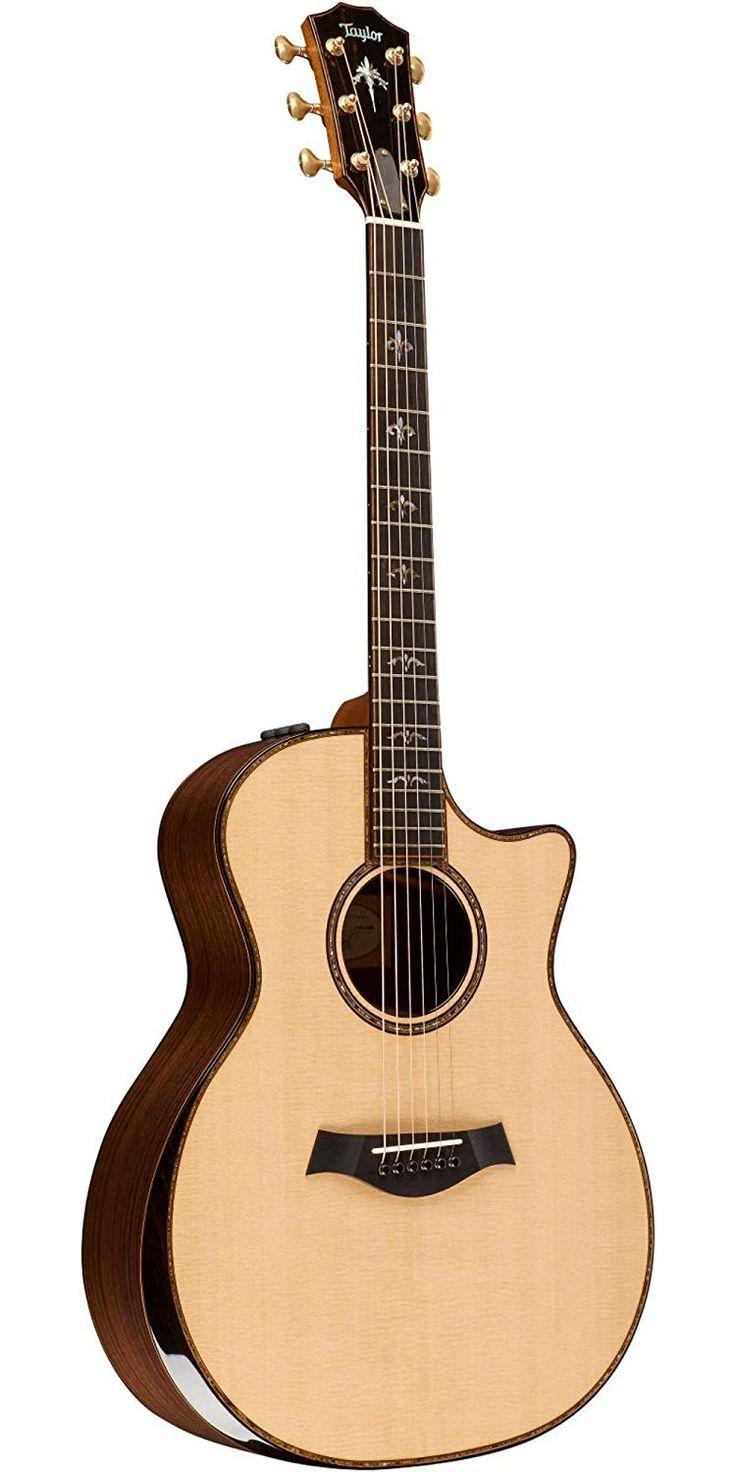 Taylor 914ce · Guitarra acústica: Amazon.es: Instrumentos musicales