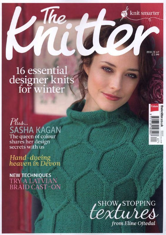 Theknitter067 jan 2014  knitting tricot  maglia tejer