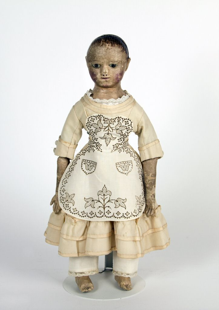 79.9925: doll   Dolls from the Nineteenth Century   Dolls   National Museum of Play Online Collections   The Strong
