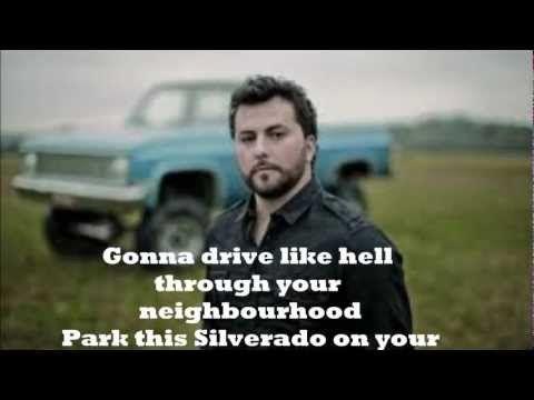 Tyler Farr- Redneck Crazy with Lyrics