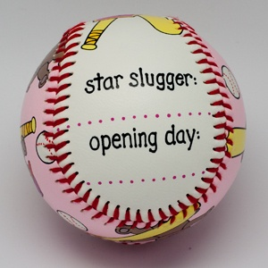Child to Cherish Precious Collectible Baby Girl My First Baseball Pink $16.20 Sold At Baby Family Gifts Ebay