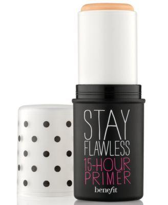 Benefit Cosmetics stay flawless 15-hour primer | macys.com/ ultra.com $32.00