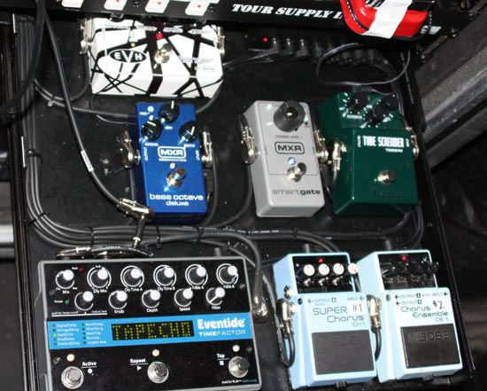 18 Best Famous Pedalboards Images On Pinterest