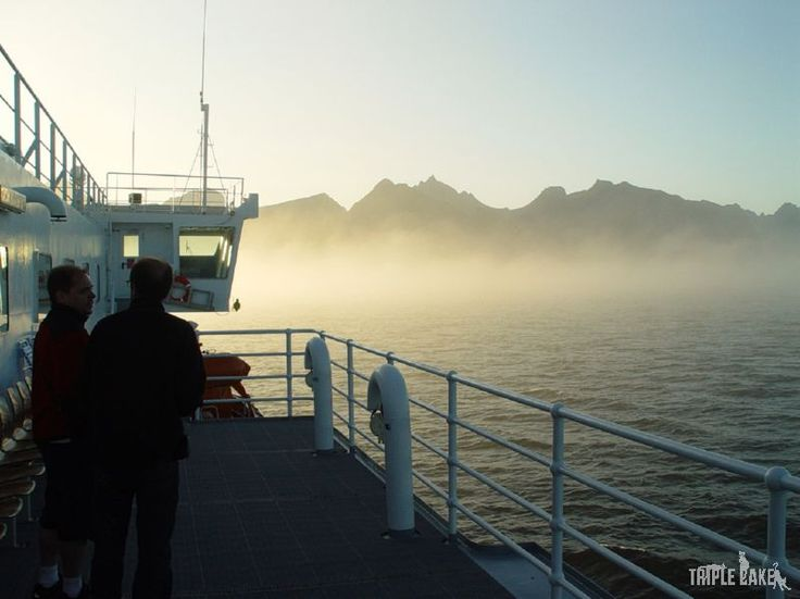 On the way to Lofoten islands