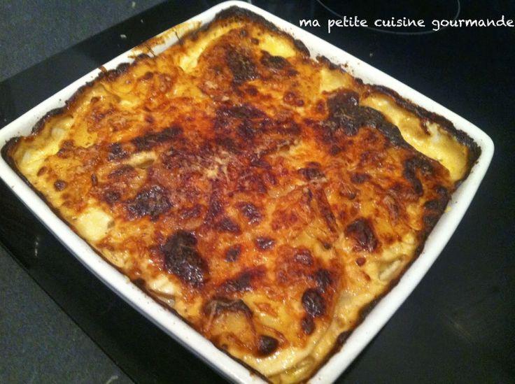 Ma petite cuisine gourmande le gratin dauphinois selon for Stage de cuisine cyril lignac