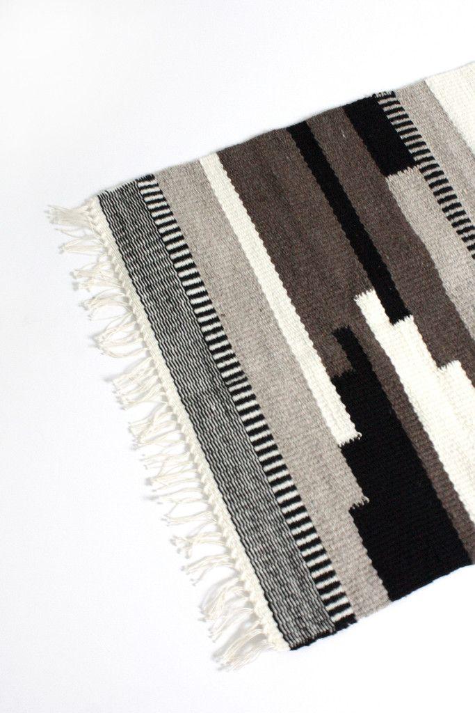 Loom Room x Young Frankk Handwoven Rug