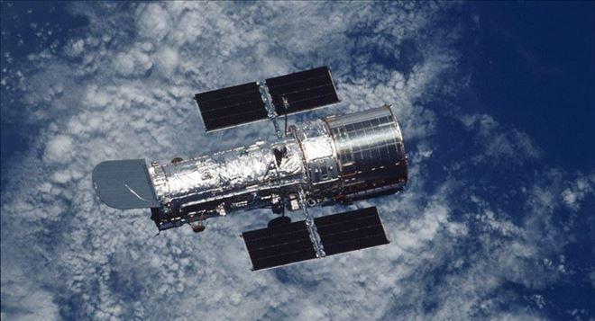 YENİ DÜNYA GÜNDEMİ ///  Hubble Uzay Teleskobu frizbiye benzeyen bir galaksi keşfetti