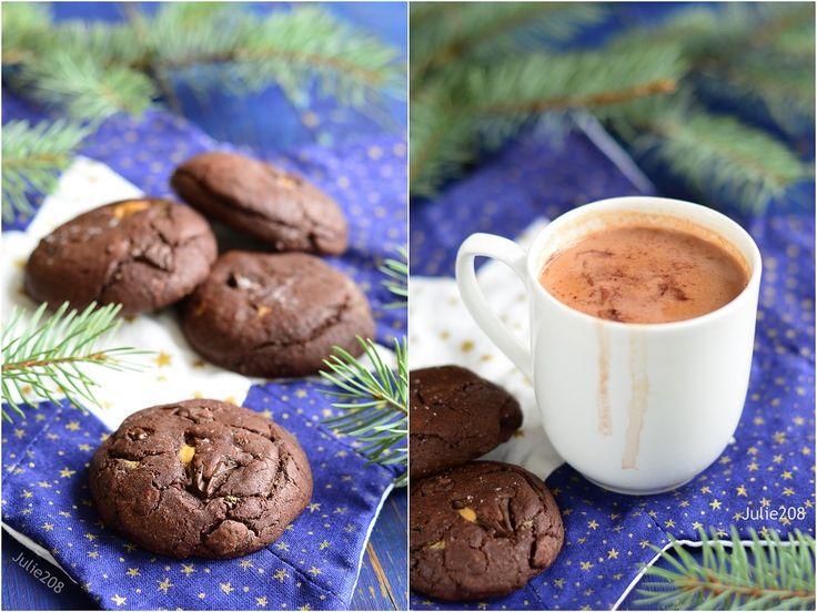 Вкусные рецепты для сладкого зимнего вечера... Или любителям шоколада посвящается :)))) Думаю, ни для кого не секрет, что шоколад отлично сочетается с солью. Она…