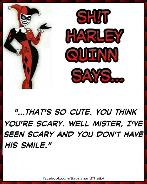 harley quinn quotes - Google Search