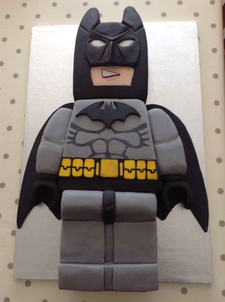 Lego Batman Cake Design : 1000+ ideas about Lego Batman Cakes on Pinterest Lego ...