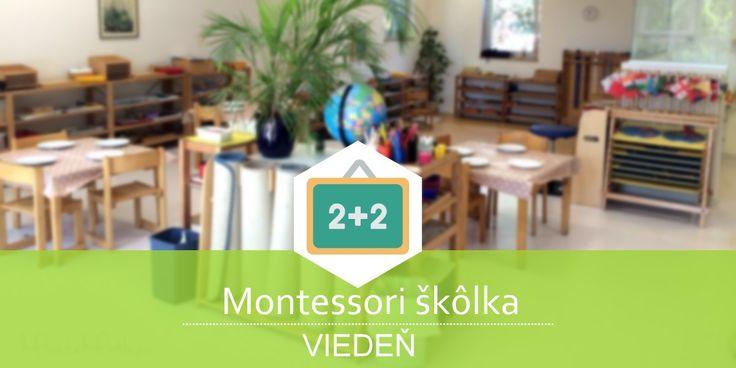 Montessori škôlka kúsok za hranicami