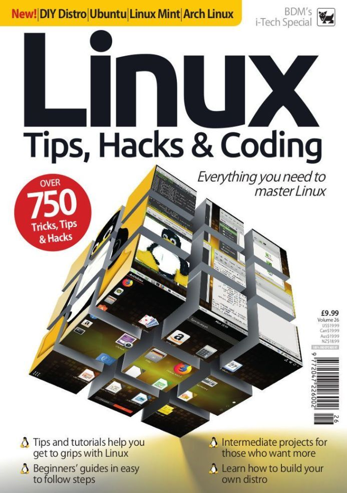 Linux Tips, Hacks and Coding Vol 26 Linux, Linux mint