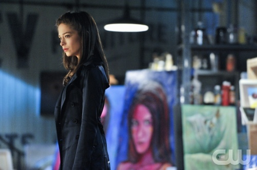 """Beauty and the Beast -- """"Worth"""" -- Pictured: Kristin Kreuk as Catherine -- Image Number: BB106b_0201.jpg -- Photo: Sven Ben Mark Holzberg/The CW -- © 2012 The CW Network, LLC. All rights reserved."""