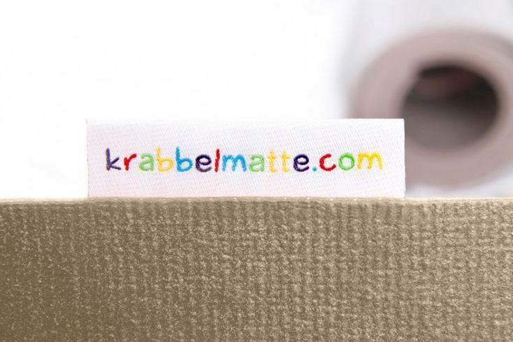 krabbelmatte basic  BRAUN/GRAU