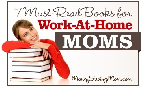 Books for Work at Home Moms luv-this
