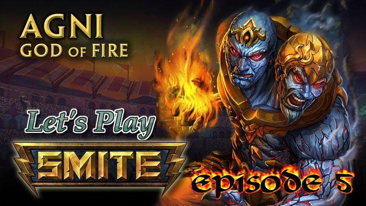 Agni Assault 3vs3 - Let's Play Smite Xbox one episode 5
