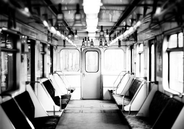 Void & Silent Metro line 3, #Budapest #Hungary