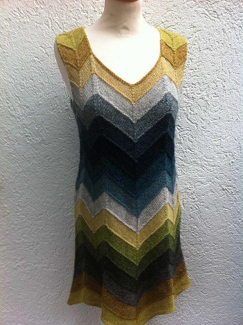 Smilla-DA's Four seasons in a dress (Zigzag tunic)