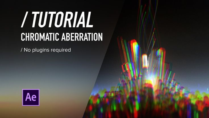 Chromatic Aberration is the effect of light getting broken into spectral colours when entering the glass of a lens by refracting slightly differently dependi...