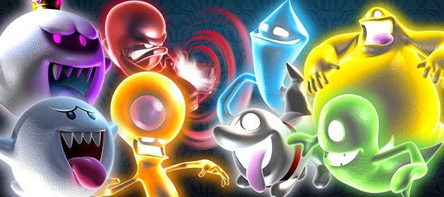 Meet the Ghosts of Luigi's Mansion: Dark Moon   Mario Party Legacy