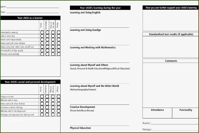 Phenomenal Report Card Template Excel That Don T Take A Long Time Report Card Template Business Card Template Design Card Template